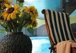 에어포트호텔 잘츠부르크 - 호텔 암 잘츠부르크 에어포트 - 잘츠부르크 - 수영장