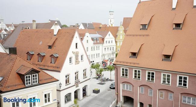 Hotel Falken - 메밍겐 - 건물
