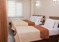 Birlik Apart Hotel - 이스탄불 - 침실