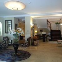 Best Western PLUS Park Hotel Brussels Lobby