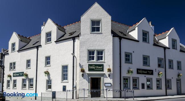 The Islay Hotel - Isle of Islay - 건물