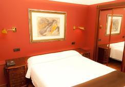 코로나 드 카스틸라 호텔 - 부르고스 - 침실