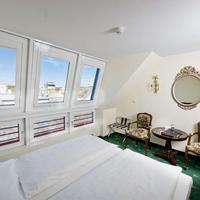 그라벤 호텔 guest room