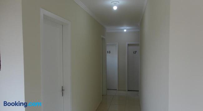 Hotel Gringos - Londrina - 건물