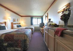 Duluth Spirit Mountain Inn & Suites Americas Best Value Inn - 덜루스 - 침실