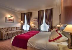베스트웨스턴 프리미어 트로카데르 라 투어 호텔 - 파리 - 침실