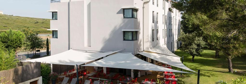 베스트 웨스턴 호텔 드 라르부아 - 엑상프로방스 - 건물