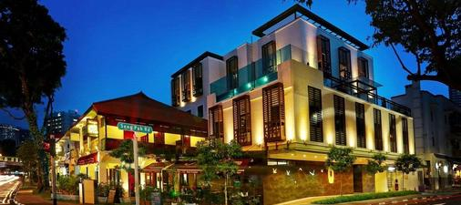 노스탤지어 호텔 - 싱가포르 - 건물