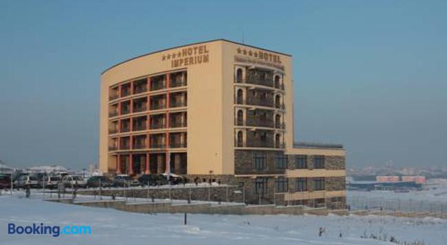 Hotel Imperium - 수체아바 - 건물
