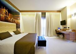 베스트 웨스턴 호텔 룩소르 - 토리노 - 침실