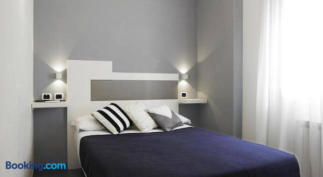 Jazz Style - 로마 - 침실