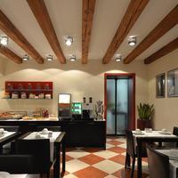 Best Western Hotel Armando Breakfast Area