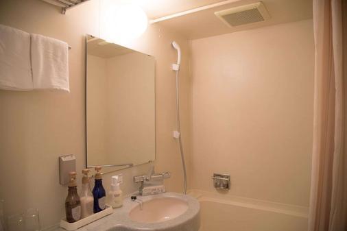 베스트 웨스턴 오사카-쓰카모토 - 오사카 - 욕실