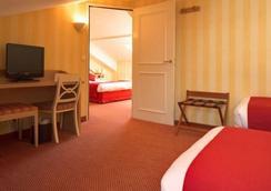 호텔 델람브레 - 파리 - 침실