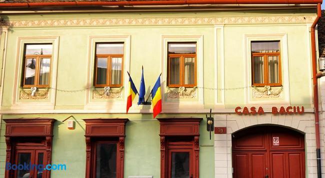 Guesthouse Casa Baciu - 시비우 - 건물