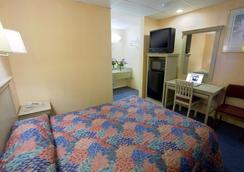 Americas Best Value Inn-San Antonio/Lackland AFB - 샌안토니오 - 침실