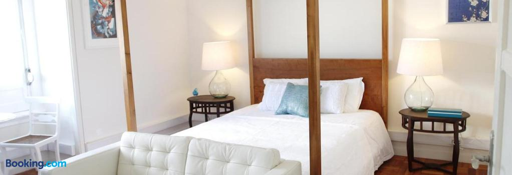 Magnolia Guesthouse - 리스본 - 침실