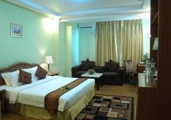 베스트웨스턴 그린힐 호텔 - 양곤 - 침실