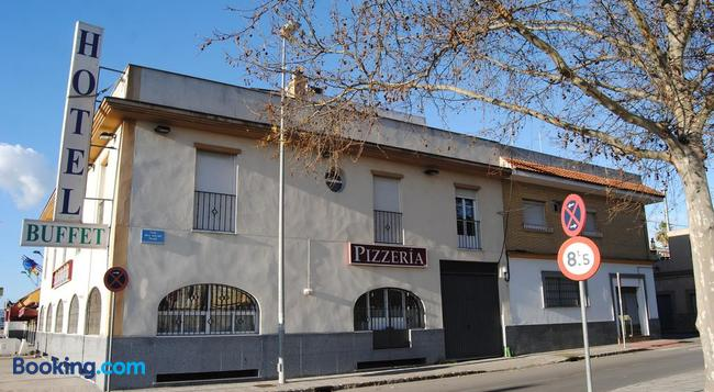 Quitagolpe - 헤레스데라프론테라 - 건물