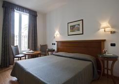 호텔 디플로마틱 - 로마 - 침실