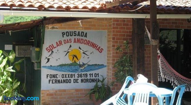 포우사다 솔라 다스 안도리냐스 - Fernando de Noronha - 건물