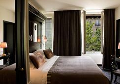 호텔 옵저바트와 룩셈부르크 - 파리 - 침실