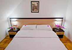 프라가 1 호텔 - 프라하 - 침실
