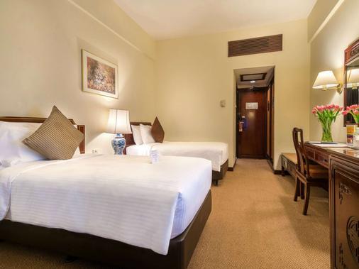 호텔 그랜드 퍼시픽 - 싱가포르 - 침실