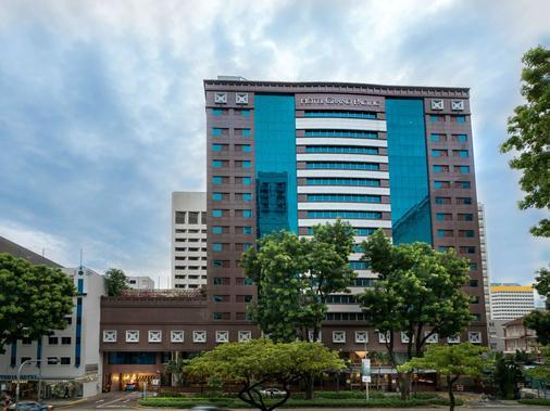 호텔 그랜드 퍼시픽 - 싱가포르 - 건물
