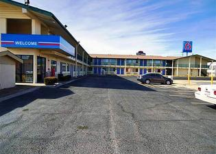 Motel 6 Amarillo - West