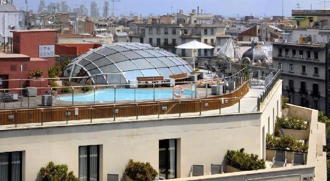 실큰 그랜 하바나 호텔 바르셀로나 - 바르셀로나 - 건물