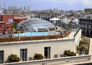 실큰 그랜 하바나 호텔 바르셀로나