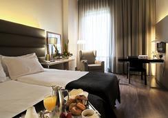 실큰 그랜 하바나 호텔 바르셀로나 - 바르셀로나 - 침실