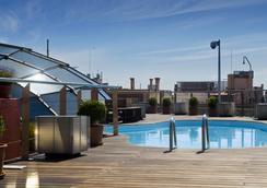 실큰 그랜 하바나 호텔 바르셀로나 - 바르셀로나 - 수영장