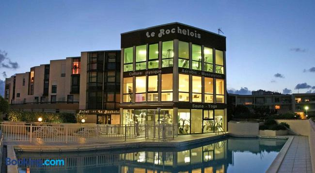 Hôtel Le Rochelois - 라로셸 - 건물