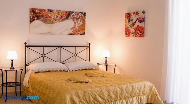 Alle Antiche Terme - 나폴리 - 침실