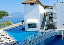 Best Western PLUS Luna del Mar - Manzanillo - 수영장