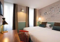 호텔 3 푸쌩 - 파리 - 침실