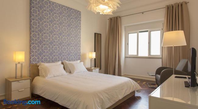 가스파르 하우스 - 리스본 - 침실