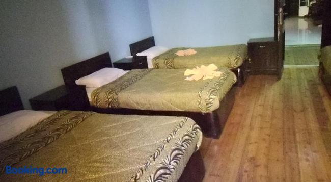 프리덤 호텔 - 카이로 - 침실