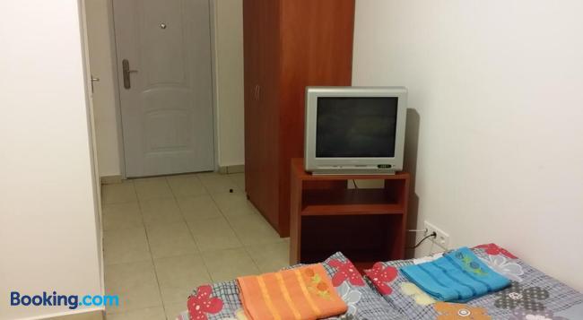 M+D Hotel - 부다페스트 - 침실