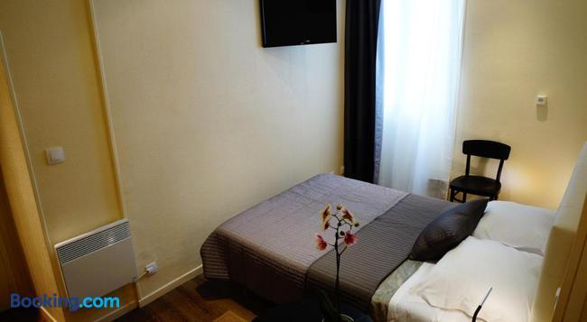 호텔 조라 - 파리 - 침실