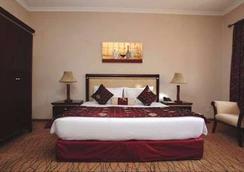 Crossroads Hotel - Lilongwe - 침실