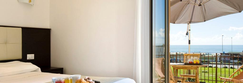 Hotel Bellavista - 로마 - 침실