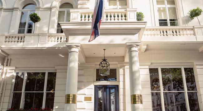 로얄 파크 호텔 - 런던 - 건물