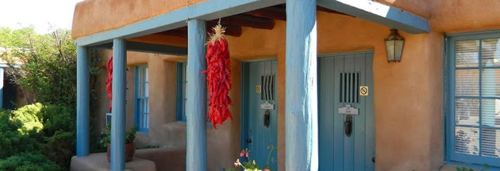 Pueblo Bonito Bed and Breakfast Inn - 샌타페이 - 건물