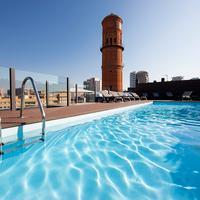 아티카 21 바르셀로나 마르 호텔 Exterior