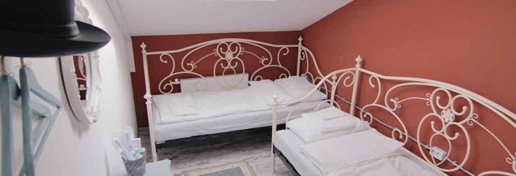 Gindza Hostel Sretenka - 모스크바 - 침실