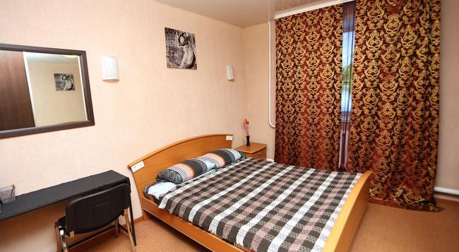 Maria Hotel - 크라스노야르스크 - 침실