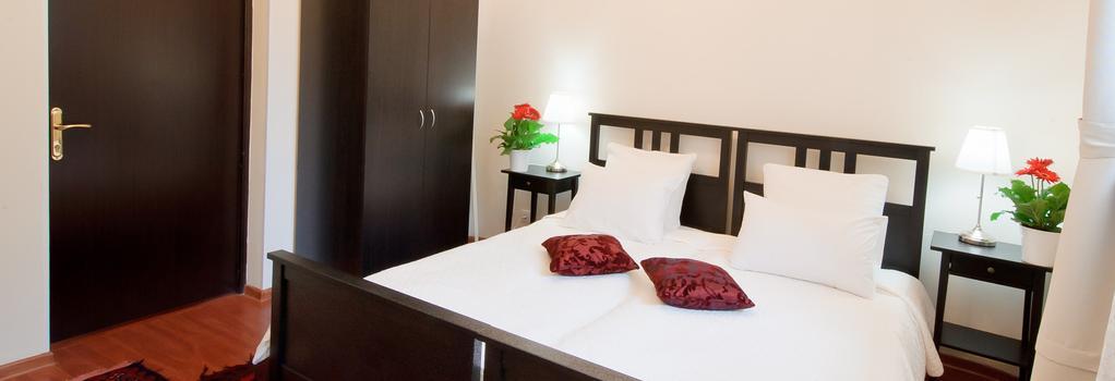 Crossroads Hotel - 모스크바 - 침실